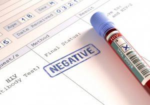 test hiv economico da casa