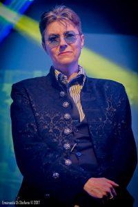 Ambra Mattioli: sulle note di David Bowie