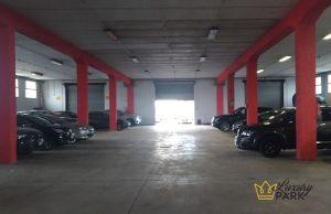 Parcheggi a Fiumicino