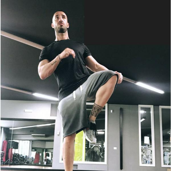 Nicolo famiglietti beauty fitness trainer