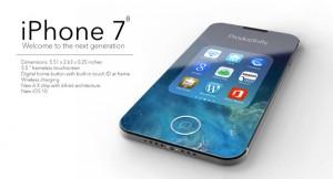 Iphone 7 : GRANDI novità
