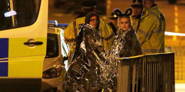 attacco terroristico manchester