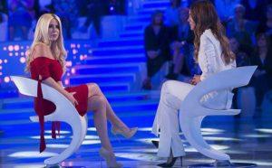 Loredana Lecciso risponde alle provocazioni di Romina!